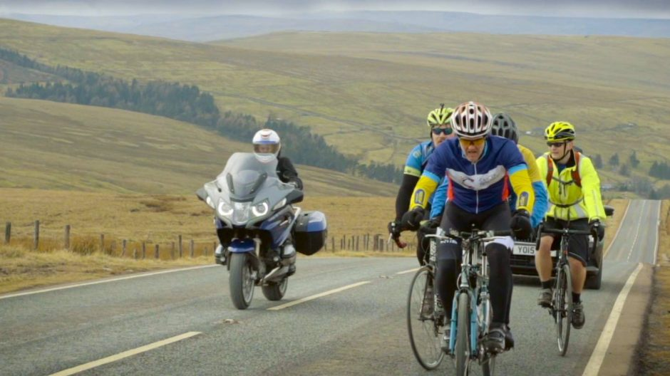 12 Hours – Coast to Coast Tandem Challenge